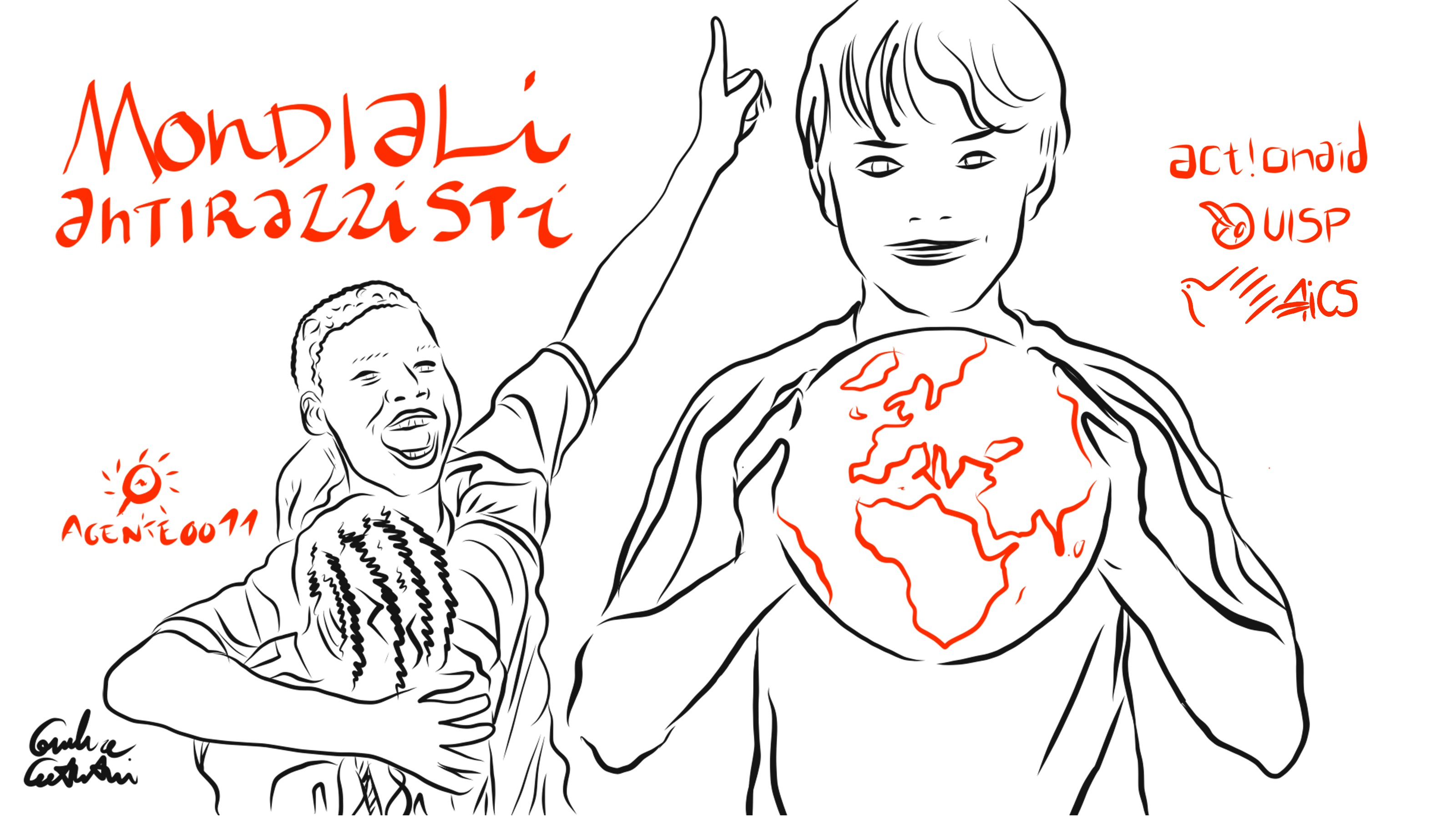 mondiali antirazzisti